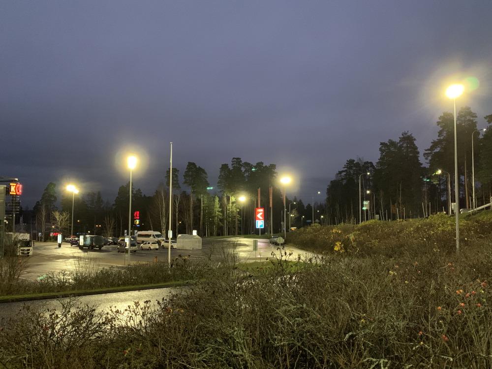 Parkkialueet Helsinki