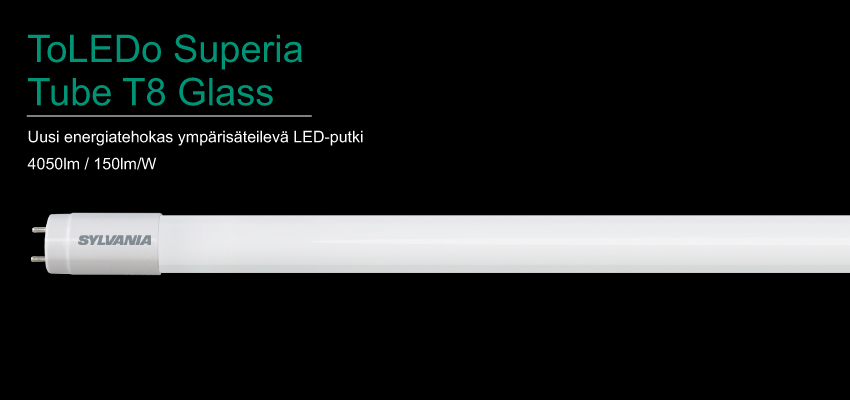 ToLEDo Superia Tube T8 Glass